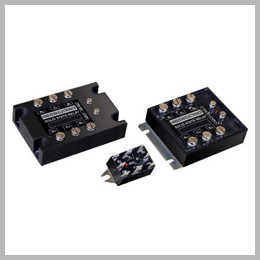 DC to AC Three Phase Solid State Relay