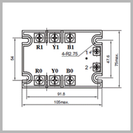 DC To DC Solid State Relays Relay Cards Manufacturer Exporter