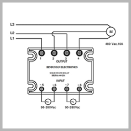 Three Phase Motor Reversal Relays Relay Cards Manufacturer